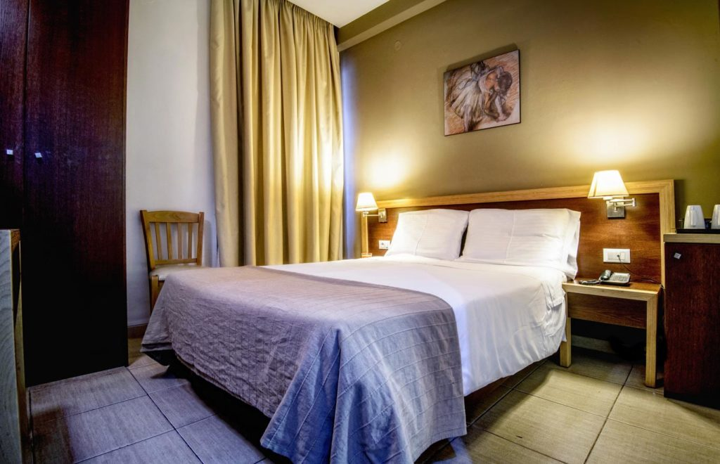 Economy Room 1 - Iraklion Hotel - Hotel in Heraklion Crete