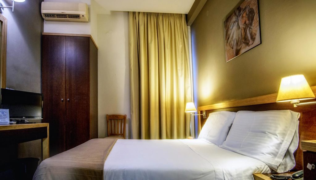 Single Room – Iraklion Hotel – Hotel in Heraklion Crete
