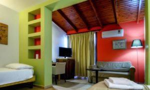 Family Room Room 3 - Iraklion Hotel - Hotel in Heraklion Crete