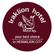Iraklion Hotel - Logo