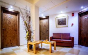 Rooms Hall 1 - Iraklion Hotel - Hotel in Heraklion Crete