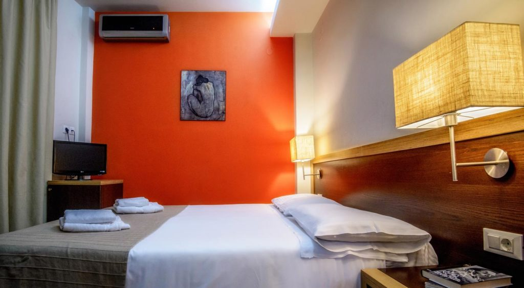 Single Room - Iraklion Hotel - Hotel in Heraklion Crete