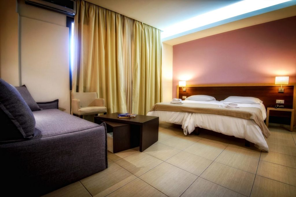 Triple Room – Iraklion Hotel – Hotel in Heraklion Crete